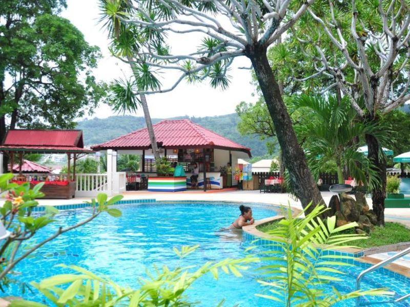 Pool Patong Lodge Hotel