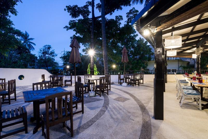 Restaurant Patong Lodge Hotel