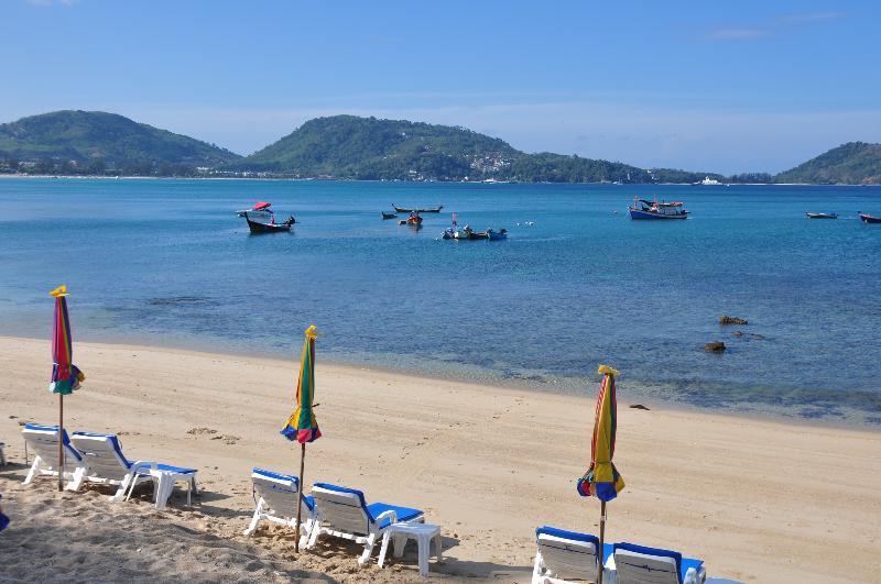 Beach Patong Lodge Hotel