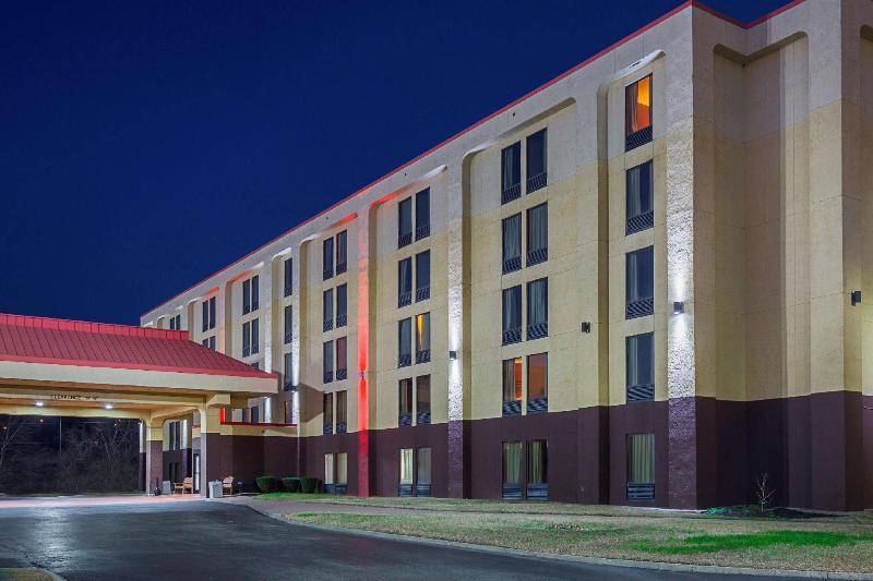 General view Comfort Inn Music City