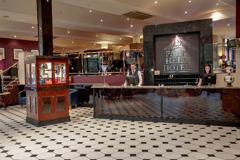 Best Western Preston Chorley West Park Hall Hotel