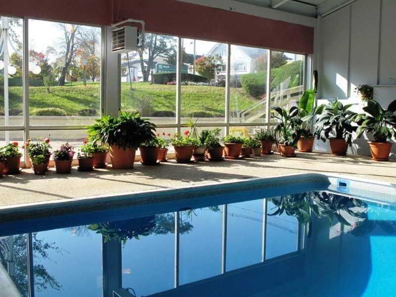 Pool Heritage House