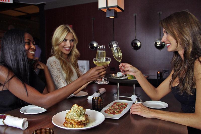 Restaurant Intercontinental Chicago