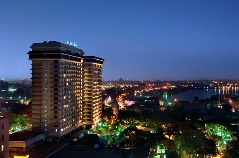 General view Colombo Hilton