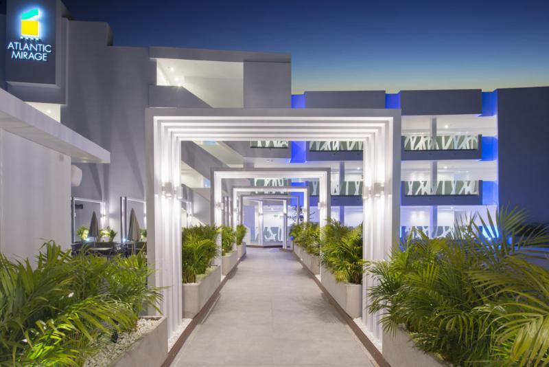 General view Hotel Atlantic Mirage Suites & Spa