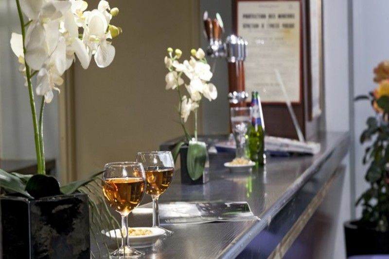 Bar Inter-hotel Paris Est Rosny