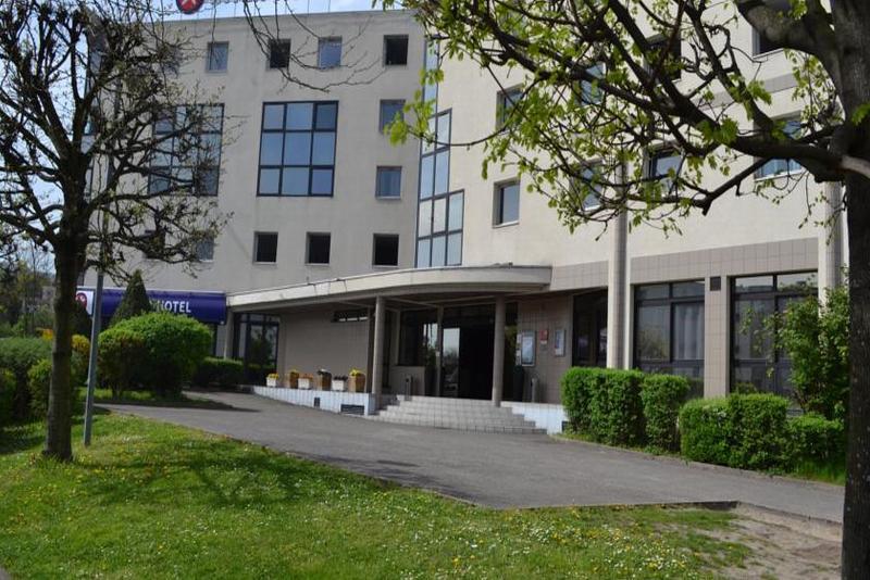 Lobby Inter-hotel Paris Est Rosny