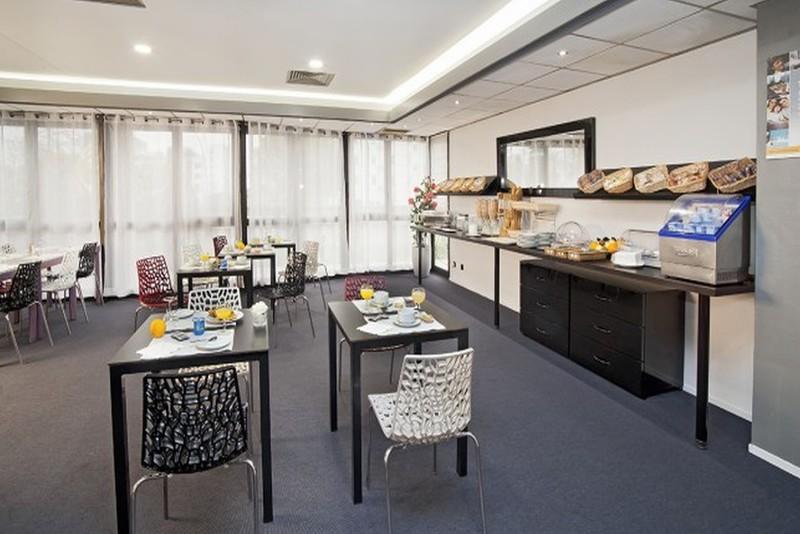 Restaurant Inter-hotel Paris Est Rosny