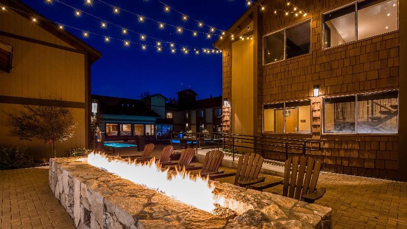 General view Best Western Plus Truckee-tahoe Hotel