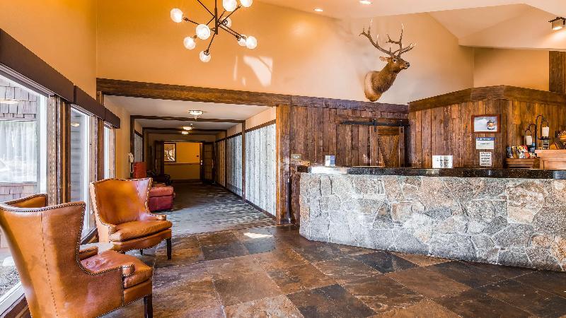 Lobby Best Western Plus Truckee-tahoe Hotel