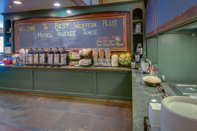 Restaurant Best Western Plus Truckee-tahoe Hotel