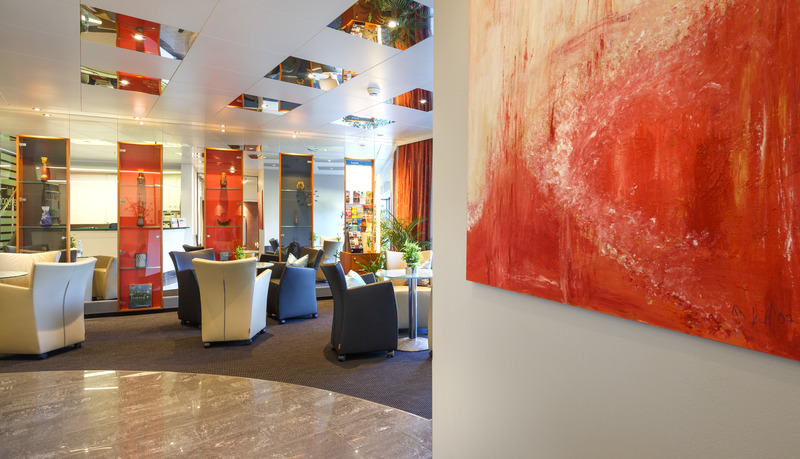 Lobby Metropol Hotel
