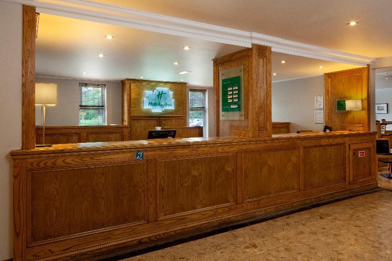 Lobby Holiday Inn Derby Nottingham M1/j25