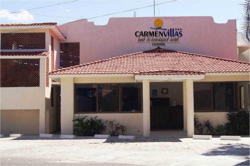 General view Carmen Villas Cozumel