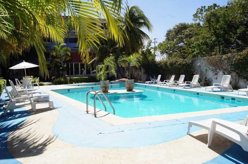 Pool Carmen Villas Cozumel