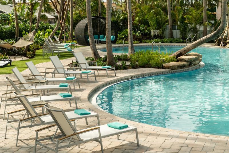 Pool Havana Cabana Key West