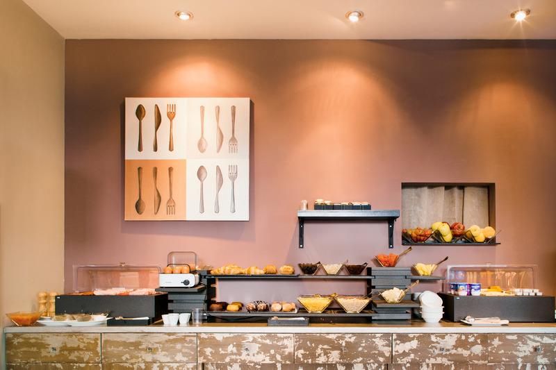 Restaurant Globales Acis & Galatea Hotel