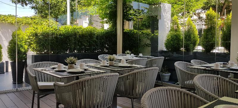 Terrace Globales Acis & Galatea Hotel