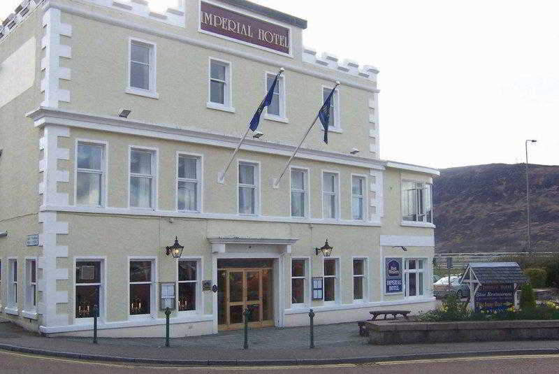 Imperial Hotel - Fort William