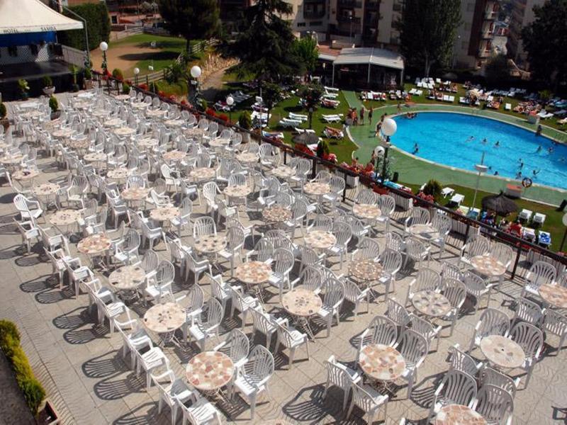 Terrace Samba