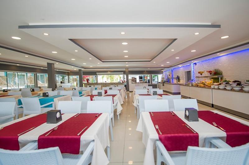Restaurant Side Sunberk