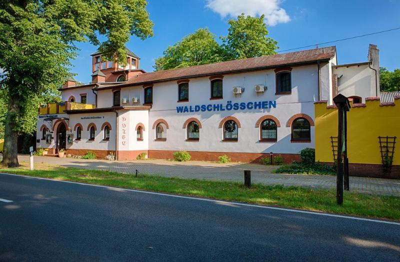 General view Waldschlösschen