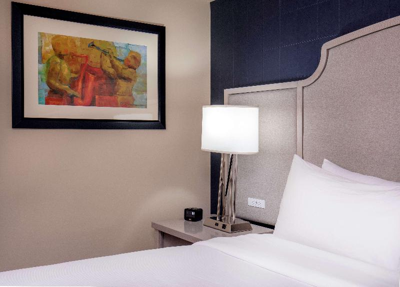Room Doubletree Nashville Downtown