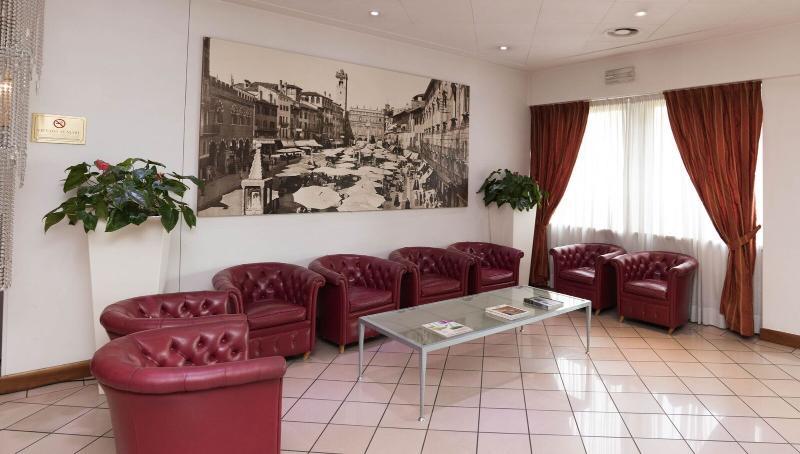Lobby Shg Hotel Verona