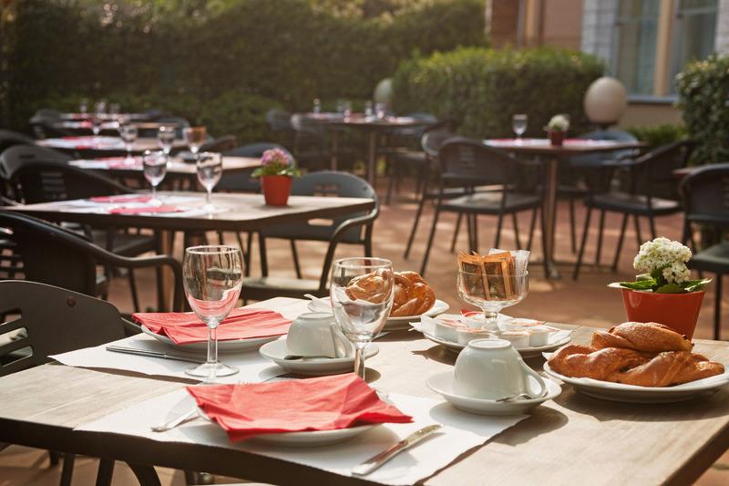 Terrace Shg Hotel Verona