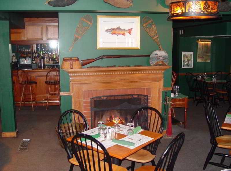 Restaurant Harraseeket Inn