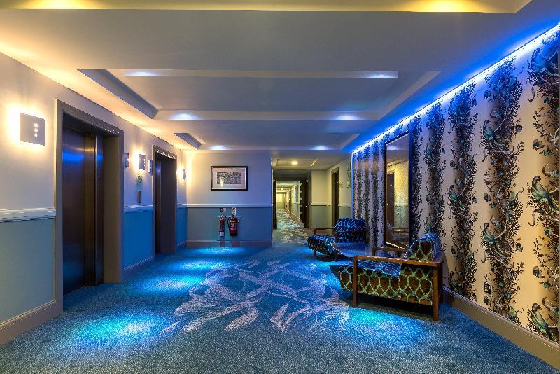 Lobby Crowne Plaza Dublin Northwood