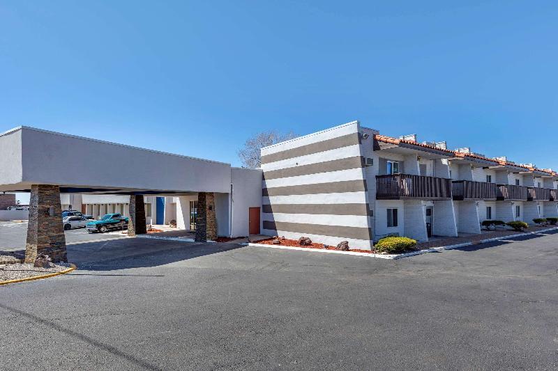 General view Quality Inn-santa Fe