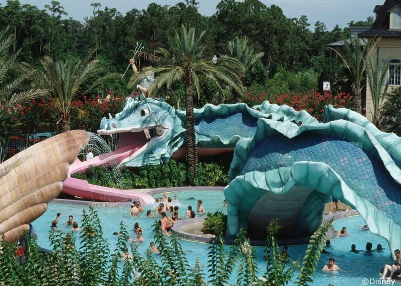 Hotel Disney Port Orleans Resort French Quarter Foto 13