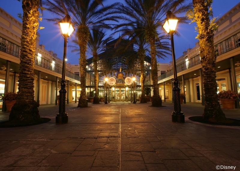 Hotel Disney Port Orleans Resort French Quarter Foto 14