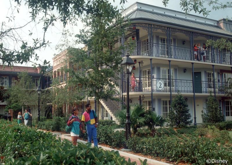 Hotel Disney Port Orleans Resort French Quarter Foto 10
