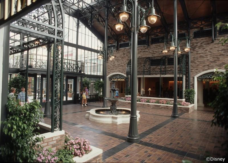 Hotel Disney Port Orleans Resort French Quarter Foto 11