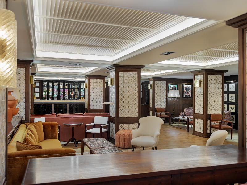 Bar H10 Corregidor Boutique Hotel