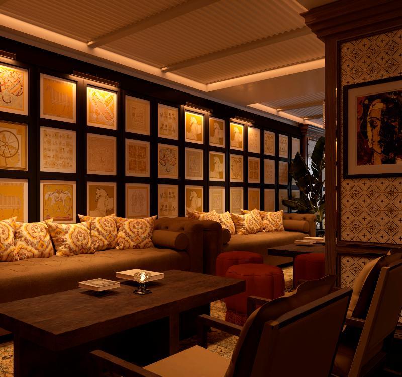 Lobby H10 Corregidor Boutique Hotel