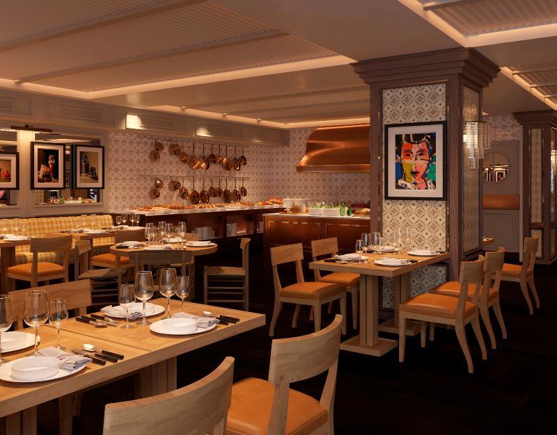 Restaurant H10 Corregidor Boutique Hotel