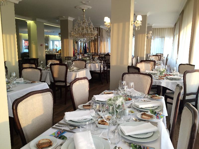 Restaurant Luna Hotel Turismo