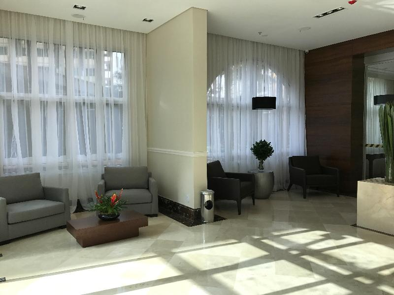 Lobby Quality Suites Long Stay Bela Cintra