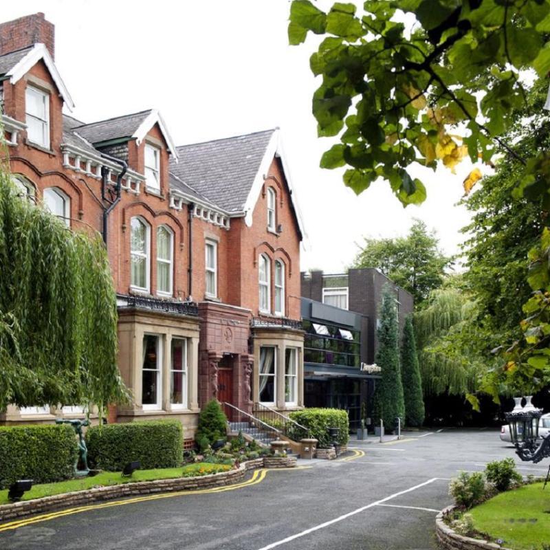 General view Hallmark Inn Manchester South