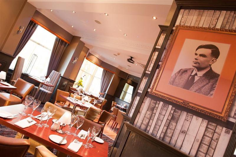 Restaurant Hallmark Inn Manchester South