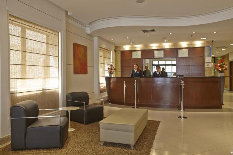 Lobby Transamerica Executive Congonhas