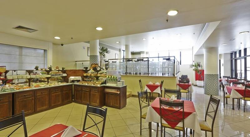 Restaurant Transamerica Executive Congonhas