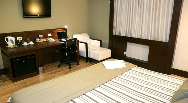 Room Transamerica Executive Congonhas