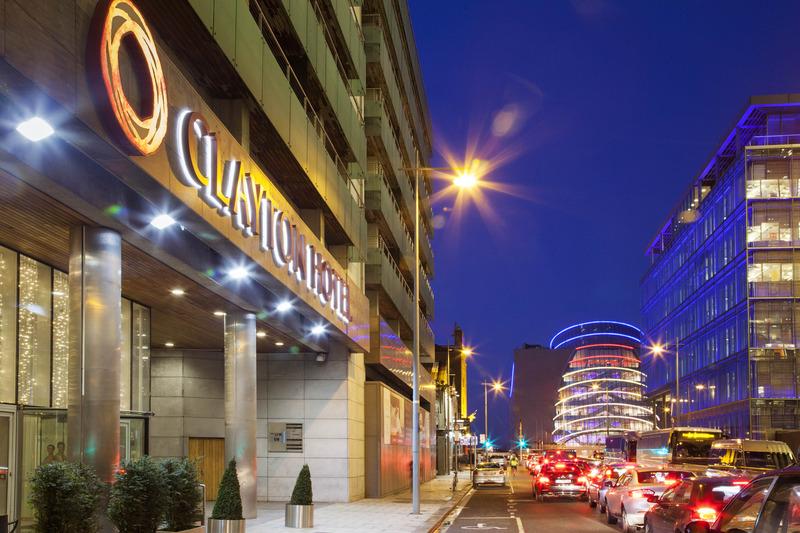 General view Clayton Hotel Cardiff Lane
