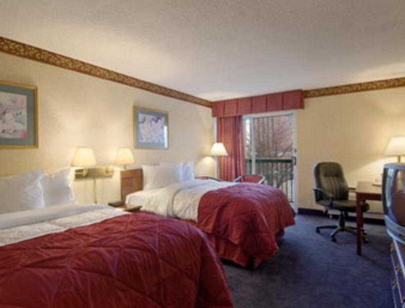 Room Clarion Inn St Louis Airport North