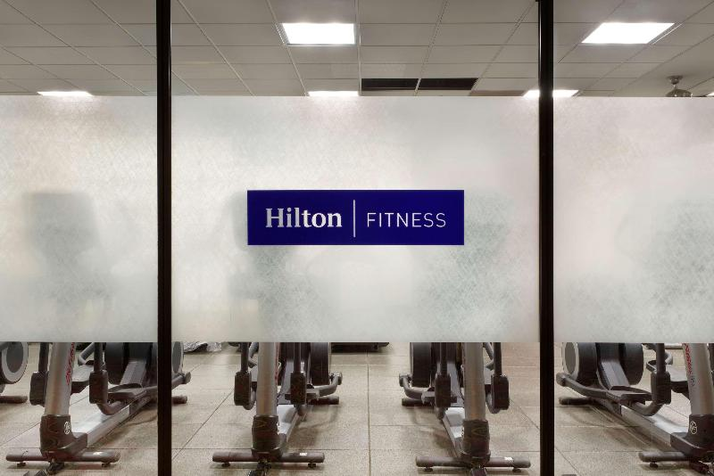 Sports and Entertainment Hilton Chicago O\'hare Airport