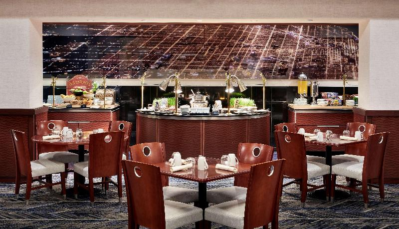 Restaurant Hilton Chicago O\'hare Airport